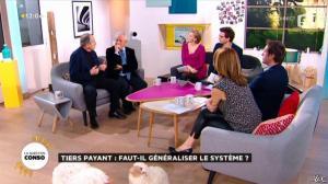 Valérie Durier dans la Quotidienne - 12/02/15 - 04