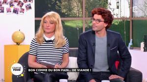 Valérie Durier dans la Quotidienne - 12/03/15 - 07