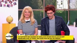 Valérie Durier dans la Quotidienne - 12/03/15 - 12