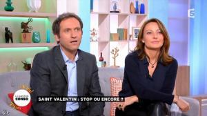 Valérie Durier dans la Quotidienne - 13/02/15 - 11