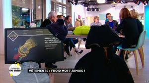 Valérie Durier dans la Quotidienne - 13/02/15 - 12
