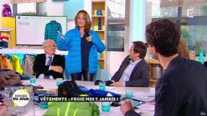 Valérie Durier dans la Quotidienne - 13/02/15 - 13