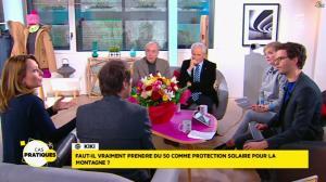 Valérie Durier dans la Quotidienne - 13/02/15 - 15