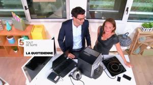 Valérie Durier dans la Quotidienne - 13/05/15 - 01