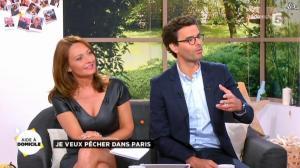 Valérie Durier dans la Quotidienne - 13/05/15 - 11