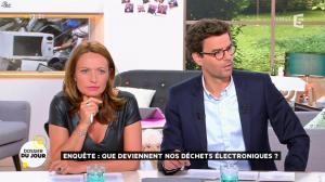 Valérie Durier dans la Quotidienne - 13/05/15 - 16