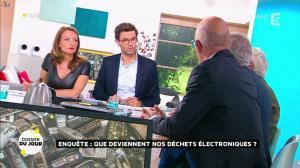 Valérie Durier dans la Quotidienne - 13/05/15 - 17
