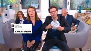Valérie Durier dans la Quotidienne - 14/04/15 - 03