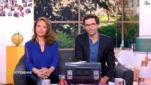 Valérie Durier dans la Quotidienne - 14/04/15 - 08