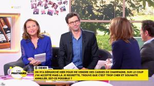 Valérie Durier dans la Quotidienne - 14/04/15 - 14