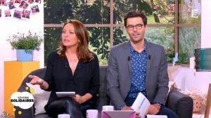 Valérie Durier dans la Quotidienne - 17/04/15 - 07