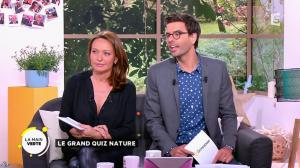 Valérie Durier dans la Quotidienne - 17/04/15 - 10