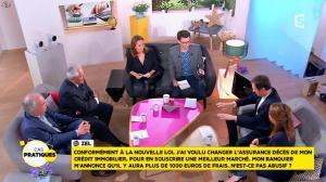 Valérie Durier dans la Quotidienne - 17/04/15 - 13
