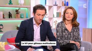 Valérie Durier dans la Quotidienne - 18/02/15 - 01
