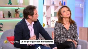 Valérie Durier dans la Quotidienne - 18/02/15 - 02
