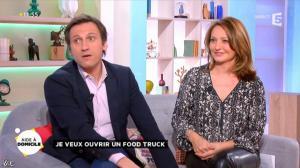 Valérie Durier dans la Quotidienne - 18/02/15 - 07