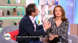 Valérie Durier dans la Quotidienne - 18/02/15 - 09