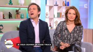 Valérie Durier dans la Quotidienne - 18/02/15 - 13