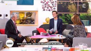 Valérie Durier dans la Quotidienne - 18/02/15 - 17