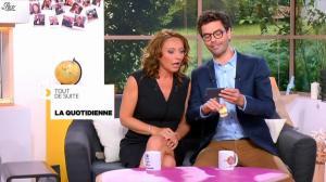 Valérie Durier dans la Quotidienne - 21/05/15 - 01