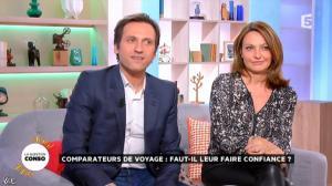 Valérie Durier dans la Quotidienne - 27/02/15 - 09