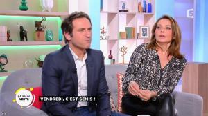 Valérie Durier dans la Quotidienne - 27/02/15 - 16
