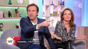 Valérie Durier dans la Quotidienne - 27/02/15 - 17