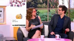 Valérie Durier dans la Quotidienne - 27/03/15 - 01