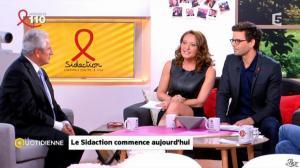 Valérie Durier dans la Quotidienne - 27/03/15 - 08