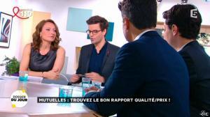 Valérie Durier dans la Quotidienne - 27/03/15 - 15