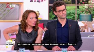 Valérie Durier dans la Quotidienne - 27/03/15 - 16
