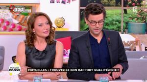 Valérie Durier dans la Quotidienne - 27/03/15 - 17