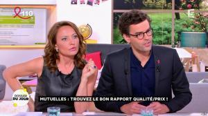 Valérie Durier dans la Quotidienne - 27/03/15 - 18