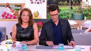 Valérie Durier dans la Quotidienne - 27/03/15 - 23