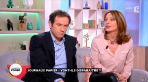 Valérie Durier dans la Quotidienne - 29/01/15 - 01