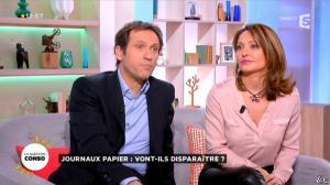 Valérie Durier dans la Quotidienne - 29/01/15 - 02