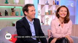 Valérie Durier dans la Quotidienne - 29/01/15 - 03
