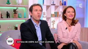 Valérie Durier dans la Quotidienne - 29/01/15 - 08