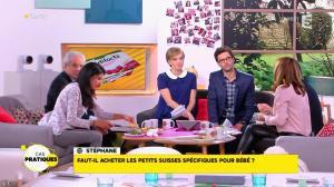 Valérie Durier dans la Quotidienne - 29/01/15 - 09