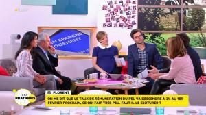 Valérie Durier dans la Quotidienne - 29/01/15 - 11