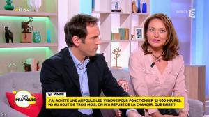 Valérie Durier dans la Quotidienne - 29/01/15 - 12