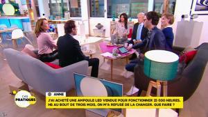 Valérie Durier dans la Quotidienne - 29/01/15 - 13