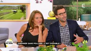 Valérie Durier dans la Quotidienne - 29/05/15 - 10