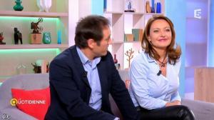 Valérie Durier dans la Quotidienne - 30/01/15 - 01