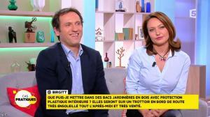 Valérie Durier dans la Quotidienne - 30/01/15 - 08