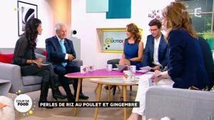 Valérie Durier dans la Quotidienne - 30/04/15 - 04