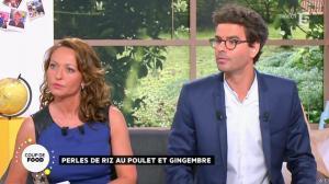 Valérie Durier dans la Quotidienne - 30/04/15 - 05