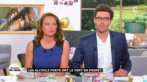 Valérie Durier dans la Quotidienne - 30/04/15 - 07