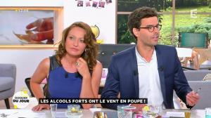 Valérie Durier dans la Quotidienne - 30/04/15 - 08