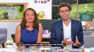 Valérie Durier dans la Quotidienne - 30/04/15 - 10